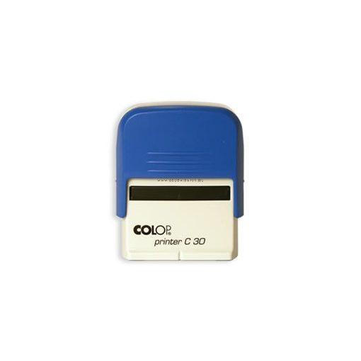 C20 Colop standard bélyegző szöveglemezzel