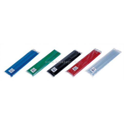 Iratsín, 4 mm, 1-40 lap, DONAU, áttetsző, 10 db/cs