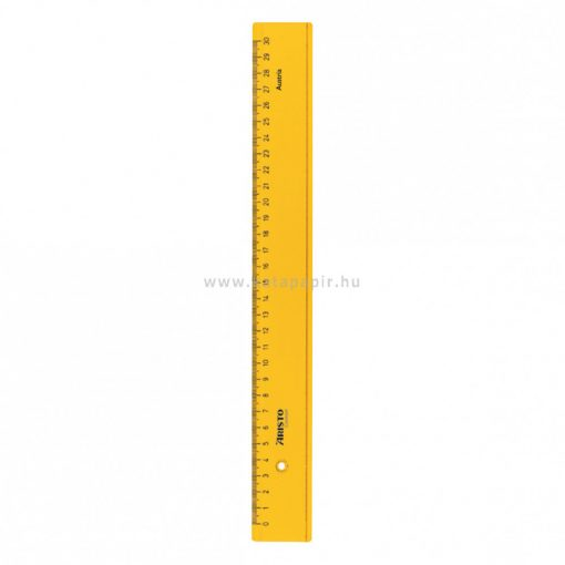 Aristo GEOContrast vonalzó, 30 cm