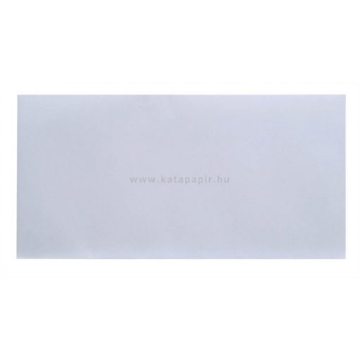Boríték, LA4, szilikonos, VICTORIA, bélésnyomott, 10 db/cs