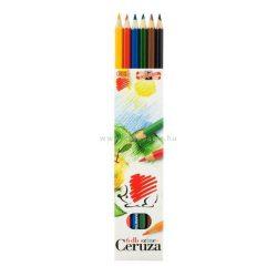KOH-I-NOOR színes ceruza 6 DB-OS SÜNI 3581/6 7140050000