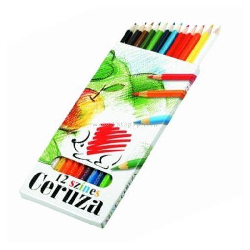 KOH-I-NOOR színes ceruza 12 DB-OS SÜNIS 3582/12 7140144000