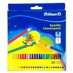 PELIKAN színes ceruza 24 DB-OS