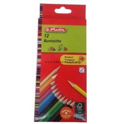 HERLITZ színes ceruza 12 DB-OS TRIO VÉKONY 10412021