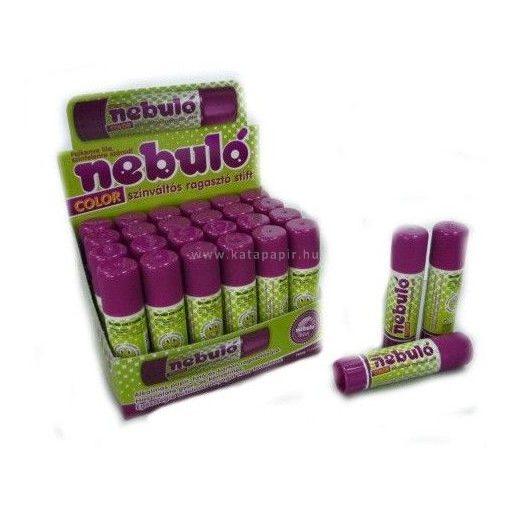 Nebulo színváltós, color ragasztóstift, 15 g