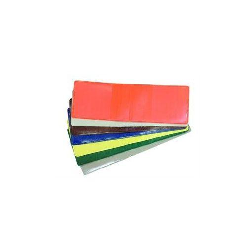 IGAZOLVÁNY TOK PVC, változó színben