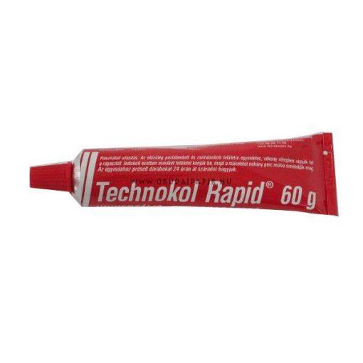 Technokol ragasztó piros 60 gr