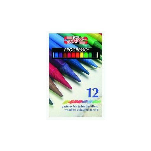KOH-I-NOOR Progresso színes ceruza 8756/12 12db-os